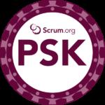 PSK badge