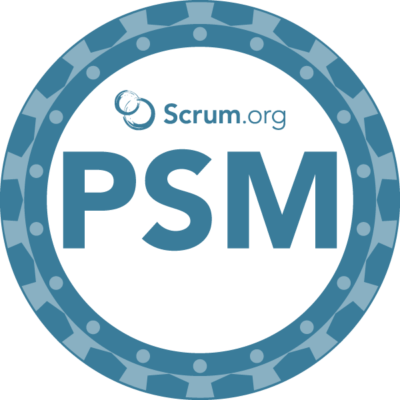 PSM badge