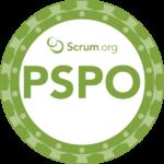 PSPO badge