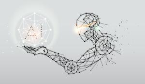 Scrum AI robot