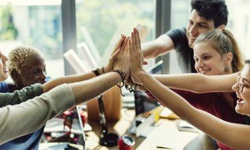 Happy-team-at-work-898x505