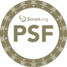PSF badge